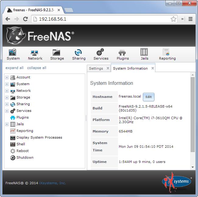 NAS/Storage - Linux Firm